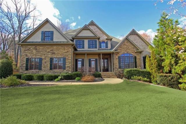3952 Cooks Farm Drive NW, Kennesaw, GA 30152 (MLS #5977004) :: North Atlanta Home Team