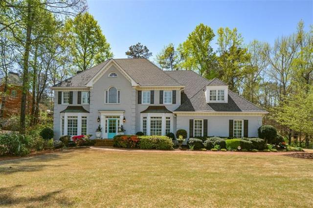 940 Brooksglen Drive, Roswell, GA 30075 (MLS #5977073) :: The Russell Group
