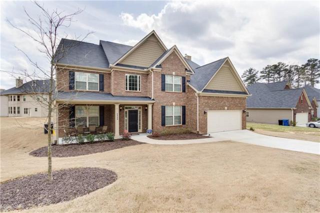 2448 Britt Street, Grayson, GA 30017 (MLS #5977245) :: Carr Real Estate Experts