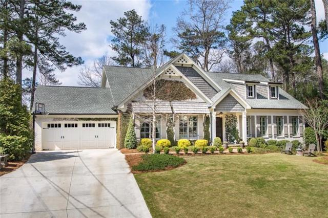 229 Lake Forrest Lane NE, Atlanta, GA 30342 (MLS #5977263) :: North Atlanta Home Team