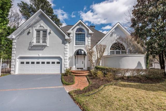 145 Barnard Place, Sandy Springs, GA 30328 (MLS #5977693) :: North Atlanta Home Team