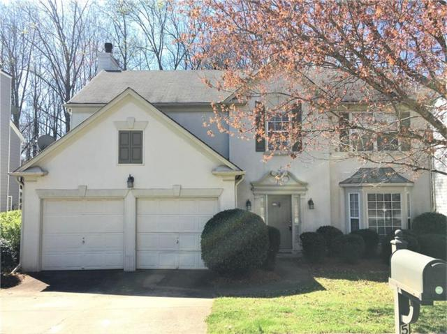 5080 Foxberry Lane, Roswell, GA 30075 (MLS #5977705) :: The Bolt Group