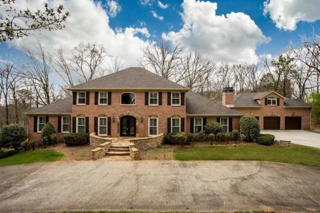 1555 Chevron Drive, Atlanta, GA 30350 (MLS #5977994) :: Carr Real Estate Experts