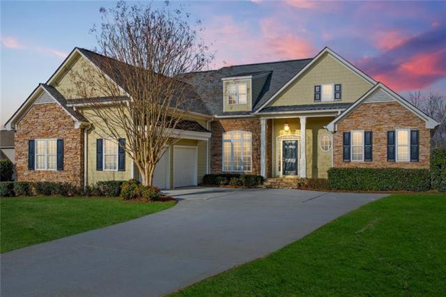 35 Roberson Drive NE, Cartersville, GA 30121 (MLS #5978117) :: Carr Real Estate Experts