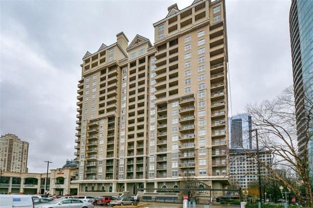 3334 Peachtree Road NE #1112, Atlanta, GA 30326 (MLS #5978174) :: The Justin Landis Group