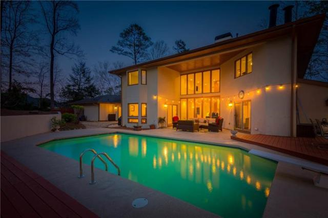 3011 Cravey Trail NE, Atlanta, GA 30345 (MLS #5978465) :: The Russell Group