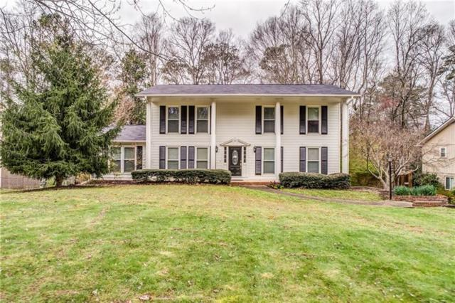 2425 Castle Lane NE, Marietta, GA 30062 (MLS #5978635) :: The Bolt Group