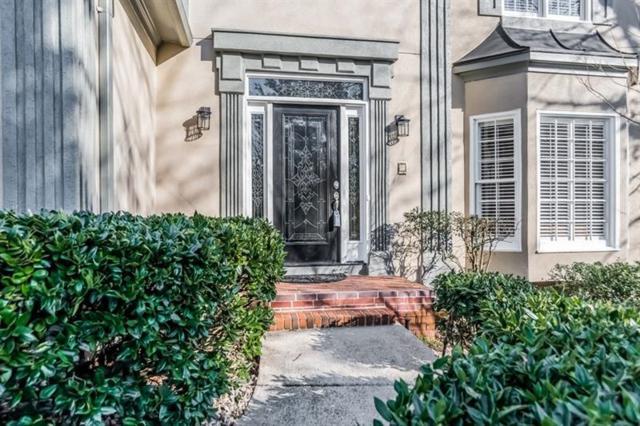 4049 Jordan Lake Drive, Marietta, GA 30062 (MLS #5978638) :: Kennesaw Life Real Estate