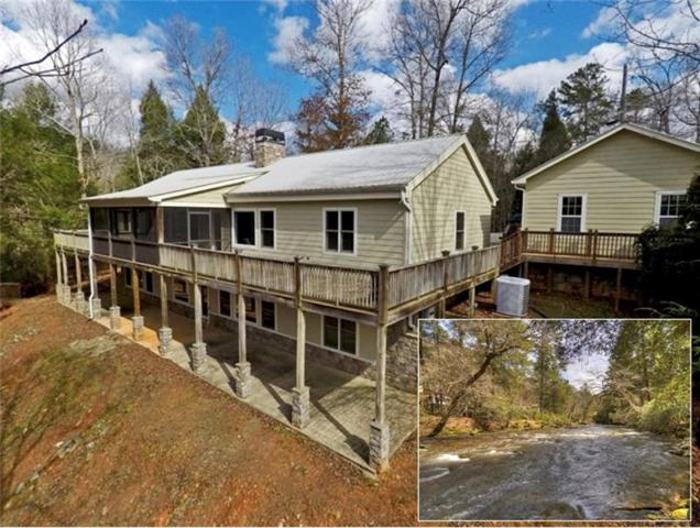 651 Riverfront Drive, Ellijay, GA 30536 (MLS #5978775) :: RE/MAX Paramount Properties