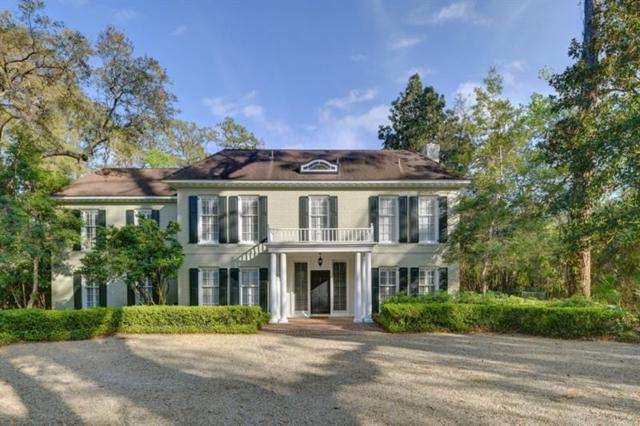 16 Black Banks Drive, St. Simons, GA 31522 (MLS #5979195) :: North Atlanta Home Team