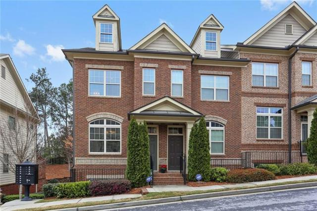 7410 Glisten Avenue #7410, Sandy Springs, GA 30328 (MLS #5979444) :: North Atlanta Home Team