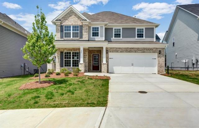 304 Pebblestone Lane, Holly Springs, GA 30115 (MLS #5979568) :: North Atlanta Home Team