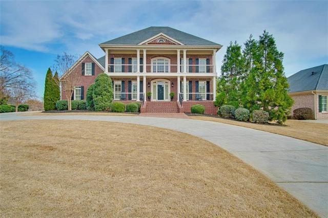 101 Haley Farm Drive, Canton, GA 30115 (MLS #5980009) :: Kennesaw Life Real Estate
