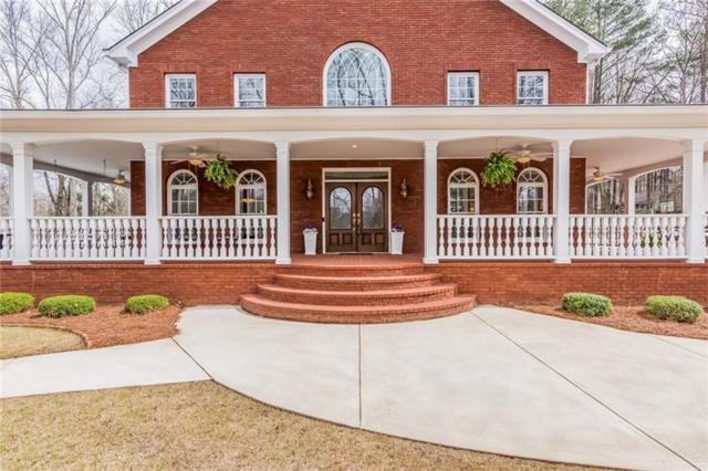 4512 Hadaway Road NW, Kennesaw, GA 30152 (MLS #5980633) :: North Atlanta Home Team