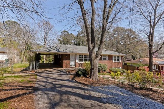 3532 Dunn Street SE, Smyrna, GA 30080 (MLS #5980879) :: North Atlanta Home Team