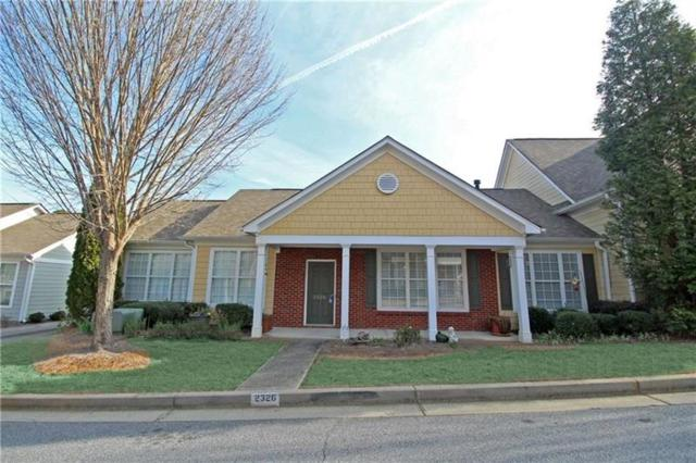 2326 Barrett Cottage Place #13, Marietta, GA 30066 (MLS #5980981) :: North Atlanta Home Team