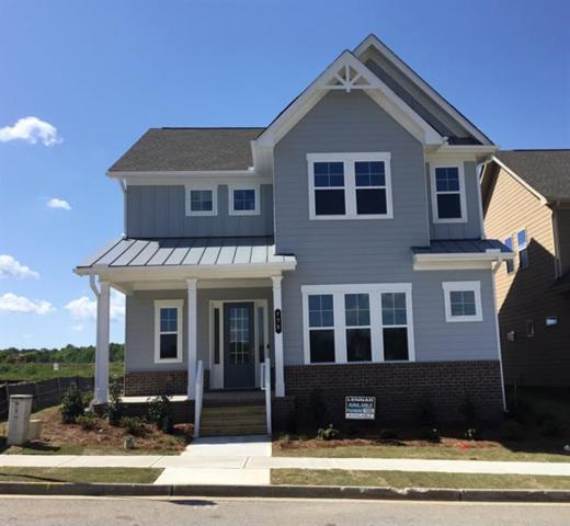 135 Mansfield Drive, Fayetteville, GA 30214 (MLS #5981053) :: The Bolt Group