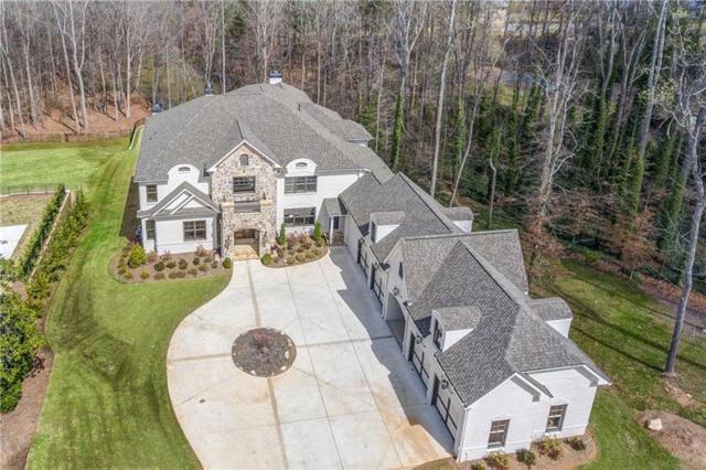 4241 Paper Mill Road SE, Marietta, GA 30067 (MLS #5981264) :: North Atlanta Home Team