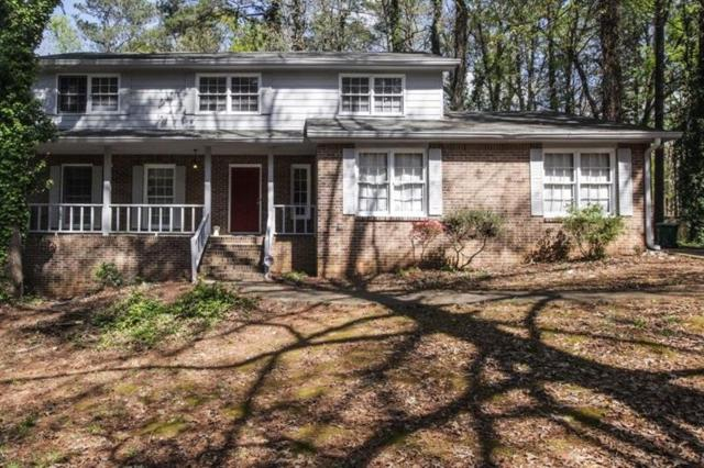 5141 Hidden Hills Trace, Stone Mountain, GA 30088 (MLS #5981289) :: Carr Real Estate Experts