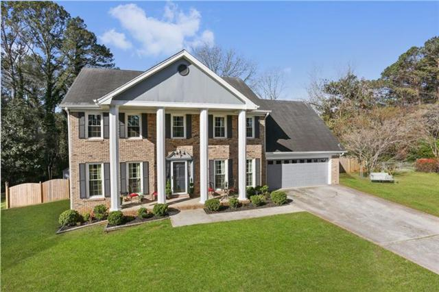 4059 Colonial Drive SW, Lilburn, GA 30047 (MLS #5981464) :: The Bolt Group