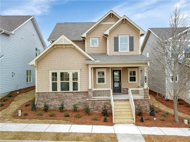 125 Mansfield Drive, Fayetteville, GA 30214 (MLS #5981601) :: The Bolt Group