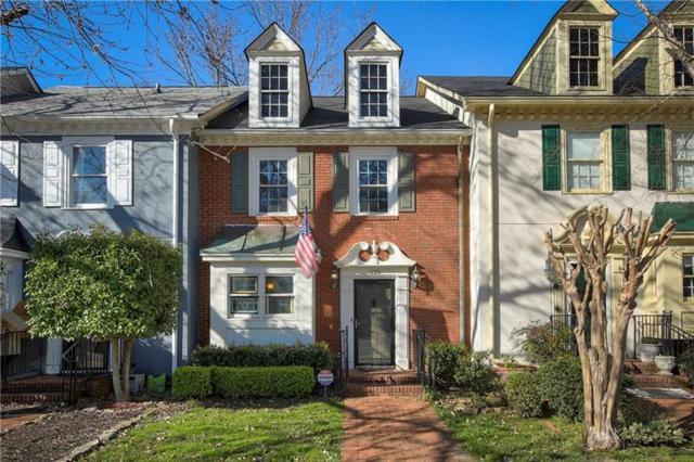 520 Brantley Road, Sandy Springs, GA 30350 (MLS #5981767) :: Carr Real Estate Experts