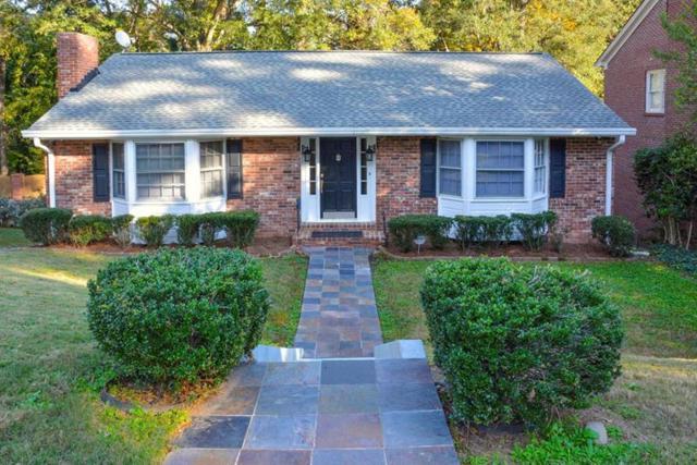 1963 Lebanon Drive NE, Atlanta, GA 30324 (MLS #5981805) :: RE/MAX Paramount Properties