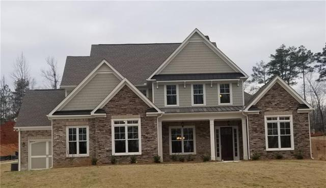 1417 Heritage Mountain Way, Kennesaw, GA 30152 (MLS #5981982) :: RCM Brokers