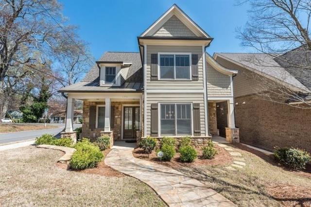 170 Red Buckeye Avenue, Marietta, GA 30060 (MLS #5982019) :: North Atlanta Home Team