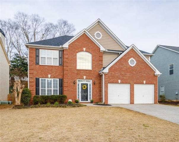 3612 Bancroft Main NW, Kennesaw, GA 30144 (MLS #5982078) :: North Atlanta Home Team