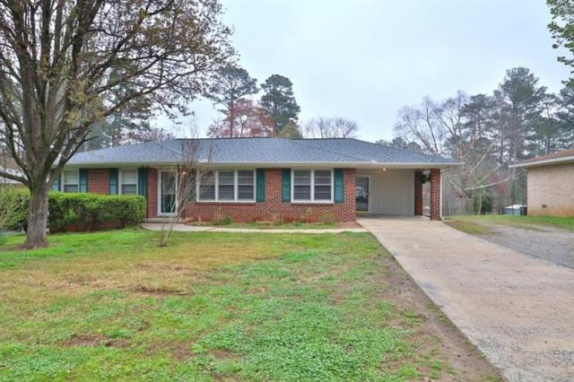 198 Lester Road NW, Lawrenceville, GA 30044 (MLS #5982119) :: The Bolt Group