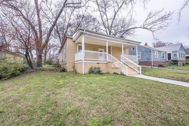 2507 Maple Street, East Point, GA 30344 (MLS #5982132) :: Carr Real Estate Experts