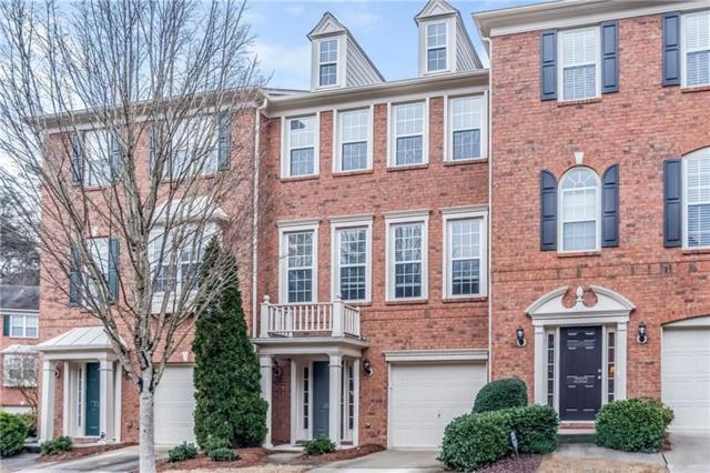 2324 Towneheights Terrace SE #11, Atlanta, GA 30339 (MLS #5982134) :: Carr Real Estate Experts
