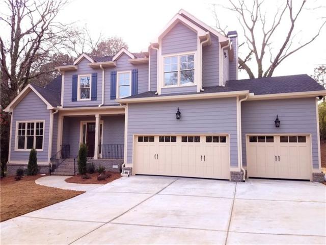 3463 Napoleon Street, College Park, GA 30337 (MLS #5982166) :: North Atlanta Home Team