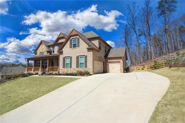 4523 Sterling Pointe Drive NW, Kennesaw, GA 30152 (MLS #5982365) :: Carr Real Estate Experts