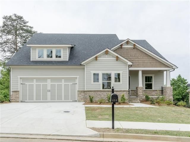 202 Longleaf Court, Canton, GA 30114 (MLS #5982470) :: The Cowan Connection Team