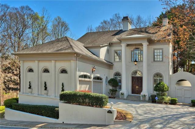 4288 Olde Mill Lane NE, Atlanta, GA 30342 (MLS #5982772) :: RE/MAX Paramount Properties