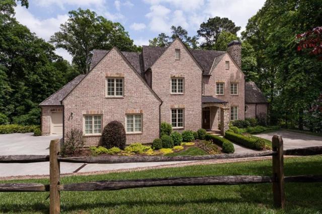 2681 Arden Road NW, Atlanta, GA 30327 (MLS #5982780) :: The Hinsons - Mike Hinson & Harriet Hinson