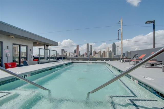 480 John Wesley Dobbs Avenue NE #812, Atlanta, GA 30312 (MLS #5982950) :: Kennesaw Life Real Estate