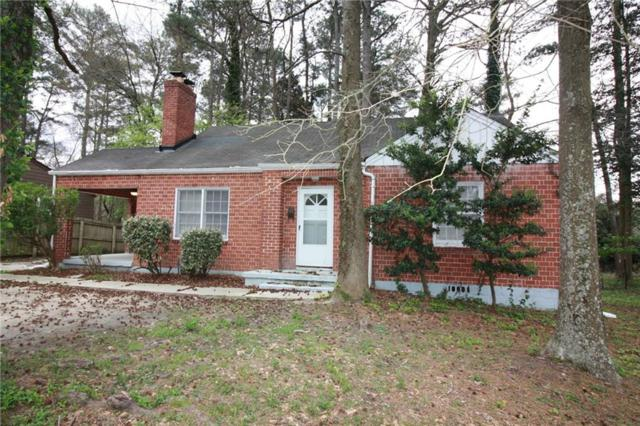 2301 N Decatur Road, Decatur, GA 30030 (MLS #5982957) :: RE/MAX Paramount Properties
