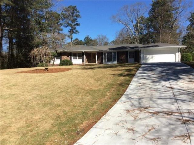 490 Gerry Lane, Sandy Springs, GA 30328 (MLS #5983079) :: Carr Real Estate Experts