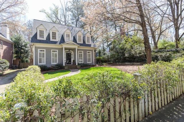 2021 Springlake Drive NW, Atlanta, GA 30305 (MLS #5983376) :: Dillard and Company Realty Group