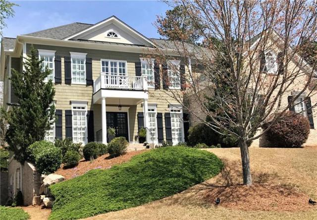 3615 Belgray Drive NW, Kennesaw, GA 30152 (MLS #5983452) :: Carr Real Estate Experts