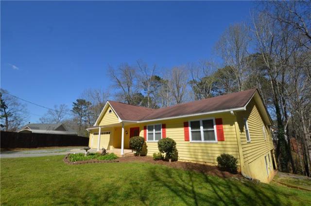 116 Myrtle Road, Woodstock, GA 30189 (MLS #5983776) :: The Bolt Group