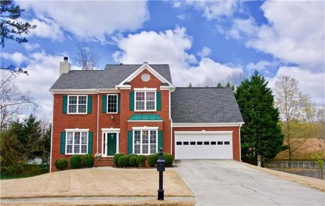 1522 Teal Drive, Lawrenceville, GA 30043 (MLS #5983830) :: Carr Real Estate Experts