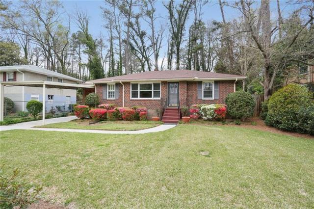 1114 Willivee Drive, Decatur, GA 30033 (MLS #5983839) :: Carr Real Estate Experts