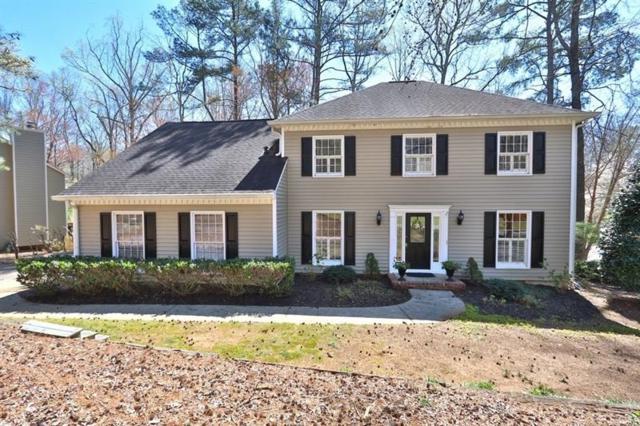 1646 Oak Crest Court, Marietta, GA 30066 (MLS #5984032) :: Carr Real Estate Experts