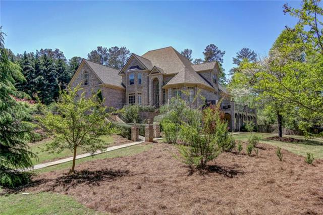 360 Gunston Hall Circle, Alpharetta, GA 30004 (MLS #5984142) :: North Atlanta Home Team