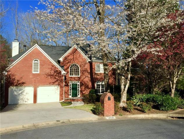 4021 Chelsea Lane, Marietta, GA 30062 (MLS #5984391) :: RE/MAX Paramount Properties