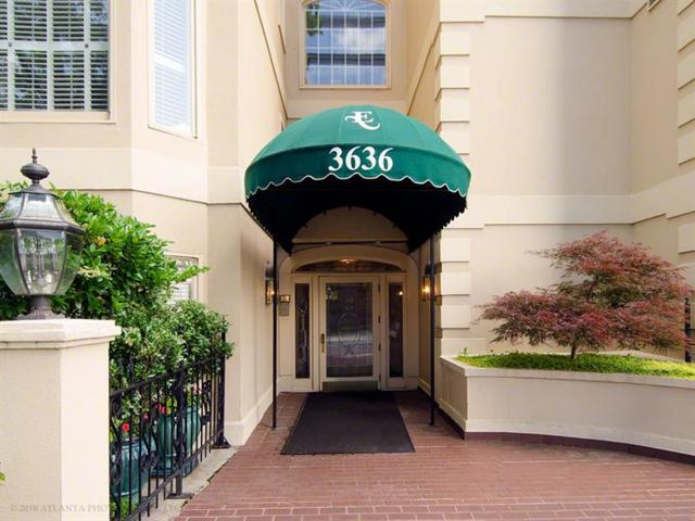 3636 Peachtree Road NE #305, Atlanta, GA 30319 (MLS #5984423) :: The Justin Landis Group